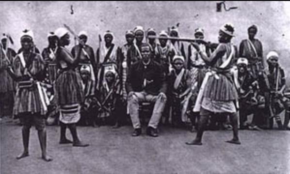 guerrière dahomey